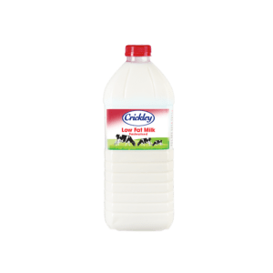 CRICKLEY DAIRY - 2L LOW FAT MILK