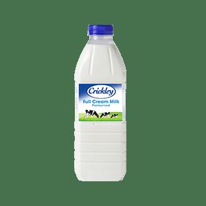 Crickley Dairy - CRICKLEY MILK -1lCrickley Dairy - CRICKLEY MILK -1l