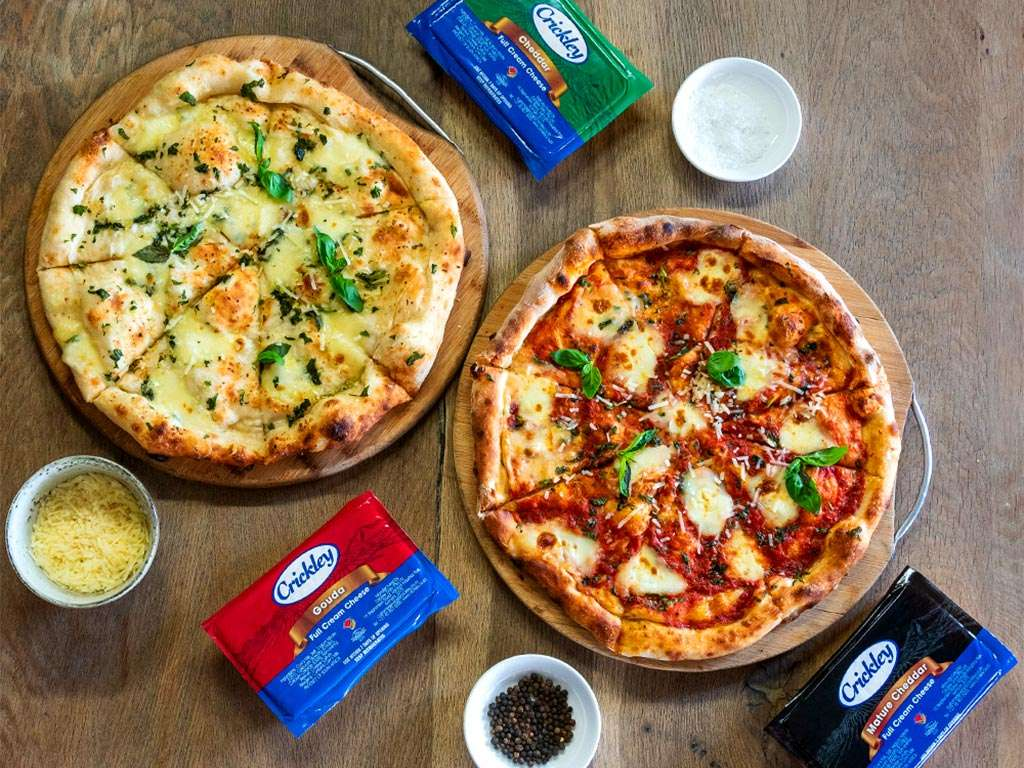 Crickley Dairy Pizza