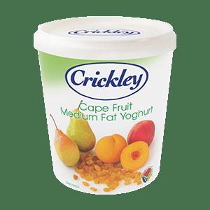 Crickley Dairy - Yogurt_LowFat_1kg_Cape fruit-angle