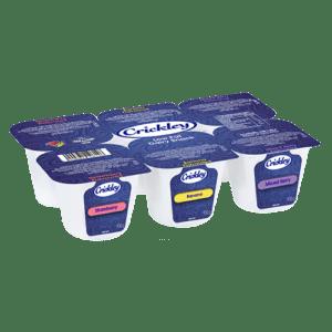 Yoghurt Snack Pack - Strawberry, Banana & Mixed-Berry